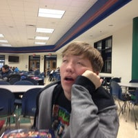 Photo taken at Franklin Central Freshman Academy by Abby S. on 10/31/2012