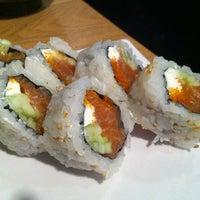 Photo taken at Midori Sushi by Darryl on 4/23/2013