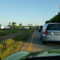 Photo taken at Interstate 75 & Jonesboro Rd by Don D. on 4/24/2015
