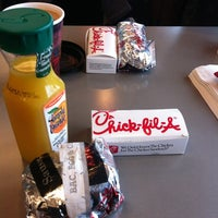 Photo taken at Chick-fil-A by RuthyLeo S. on 12/1/2012