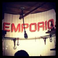 Photo taken at Emporio by Melissa I. on 2/24/2013