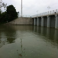 Photo taken at Welland Aqueduct by Frank I. on 7/1/2013