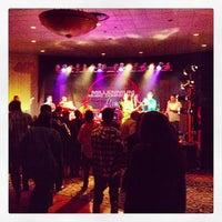Photo taken at Radisson Hotel Harrisburg by Chris M. on 2/16/2013