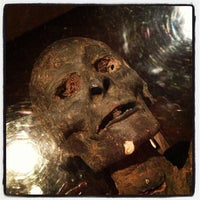 Photo taken at University of Pennsylvania Museum of Archaeology and Anthropology by Chris M. on 6/16/2013