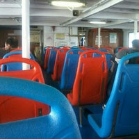 Photo taken at Super Shuttle Ferry 23 by Marlone M. on 10/5/2013