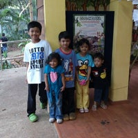 Photo taken at Zoo Melaka by Hafizan M. on 11/15/2012