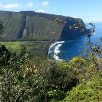 Photo taken at Waipiʻo Valley by Claire on 1/17/2013