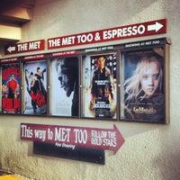 Photo taken at The Met Cinema by Steve M. on 3/1/2013