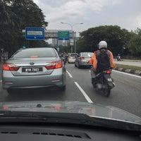Photo taken at Jalan Tun Razak Tunnel by azuan m. on 11/16/2016