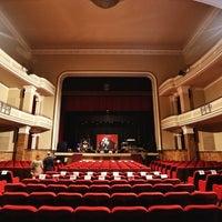 Photo taken at Teatro Carani by Francesco on 10/27/2013