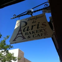 Photo taken at Paris Bakery & Cafe by Fran T. on 11/3/2012