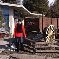 Photo taken at Tahoe Visitor Center by Anna P. on 2/24/2013