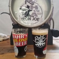 Photo taken at Rahr & Sons Brewing Co. by Antony C. on 6/27/2015