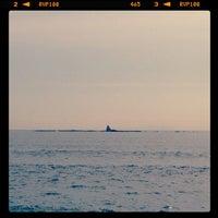 2/3/2013にwataryが烏帽子岩(姥島)で撮った写真