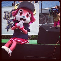 Photo taken at Kyocera Dome Osaka by watary on 6/2/2013