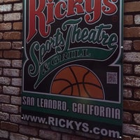 Photo taken at Ricky's Sports Theatre & Grill by Darrylon E. on 12/7/2014