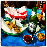 Photo taken at Taqueria Los Coyotes by Sam J. on 9/16/2012