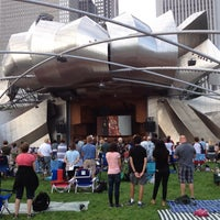 Photo taken at Chicago Jazz Festival by Char R. on 8/31/2013