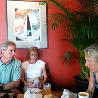Photo taken at Station Coffee House by Mark W. on 7/19/2014