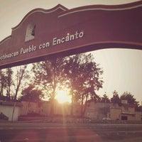 Foto tomada en San Juan Teotihuacan por Andrew F. el 12/26/2012
