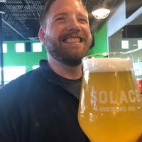 9/21/2018 tarihinde Wes W.ziyaretçi tarafından Solace Brewing Company'de çekilen fotoğraf