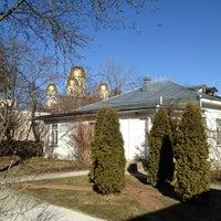 Снимок сделан в Мемориальный музей-усадьба художника Н.А. Ярошенко пользователем Assa A. 2/27/2013