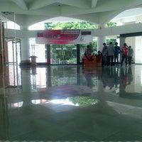 Photo taken at Hall FTSP - UII by Dian Ayu R. on 12/23/2012