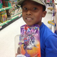 "Photo taken at Toys""R""Us by Donna A. on 7/13/2013"