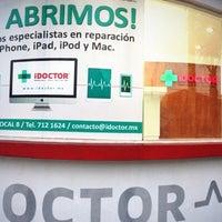 Photo taken at iDOCTOR Córdoba by José R. on 1/17/2014