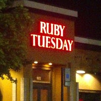 Photo taken at Ruby Tuesday by William L. on 6/6/2013