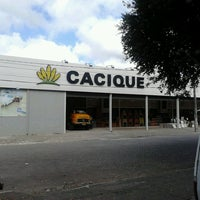 Photo taken at Cacique Home Center by Alex B. on 8/10/2013