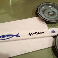 Photo taken at Sori Sushi by Joyce on 12/14/2013