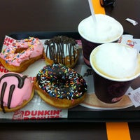 Photo taken at Dunkin' Donuts by Diego G. on 10/12/2013