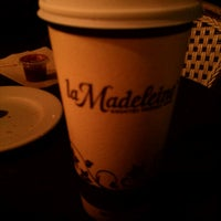 Photo taken at la Madeleine French Bakery & Café Collin Creek by Monika M. on 11/3/2012