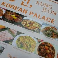 Photo taken at Korean Palace by Shin G. on 11/3/2012