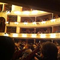 Photo taken at Lesya Ukrainka Theater of Russian Drama by Юля on 2/23/2013