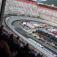 Photo taken at Bristol Motor Speedway by Luz V. on 8/23/2013