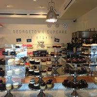 Photo taken at Georgetown Cupcake by Carol M. on 5/9/2013