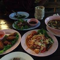 Photo taken at จุ่มแซบยโส เมืองเอก by Onaey k. on 9/2/2014