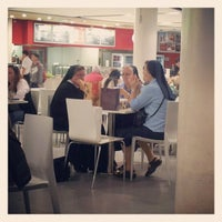 Photo taken at Food Court - T2 Multi-User Domestic by Андрей Б. on 2/26/2013
