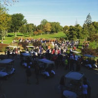 Photo taken at Elmcrest Country Club by Brian L. on 10/10/2015
