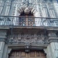 Photo taken at Banamex 5 de Febrero by Betillo S. on 10/16/2012