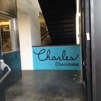 Photo taken at Charles Chocolates by Lisbeth O. on 4/28/2013