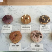 Photo taken at Doughboys Doughnuts by Su J. on 4/3/2015
