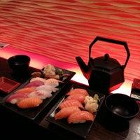 Photo taken at Sushi Me by Elena K. on 9/17/2015