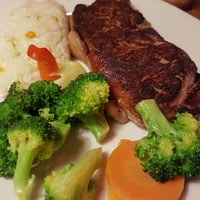 Photo taken at OUTBACK Steakhouse by lapin on 7/23/2016