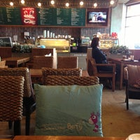 Photo taken at Caffé bene by YuraS5 on 4/19/2013