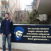 Das Foto wurde bei Ali İsmail Korkmaz Parkı von thenaylon am 3/23/2014 aufgenommen