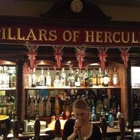 Photo taken at Pillars of Hercules by Андрей Т. on 10/22/2012