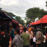 Photo taken at Pasar Malam Taman Selasih by Mohd F. on 1/5/2017